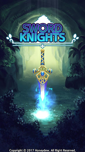 Télécharger Sword Knights : Idle RPG (Magic) apk mod screenshots 1