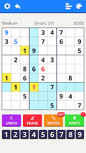 Sudoku Levels 2021 – free classic puzzle game 5