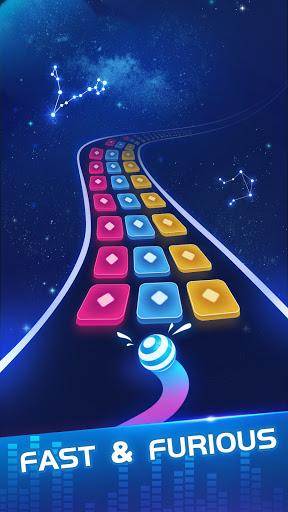 Color Dancing Hop - free music beat game 2021  screenshots 2