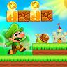 Super Green World - Adventure Run game apk icon