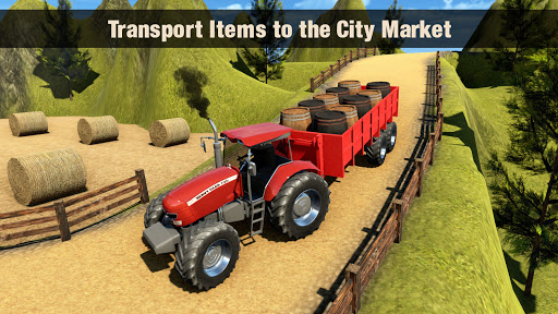 Real Tractor Driving Games- Tractor Games 1.0.13 Screenshots 5
