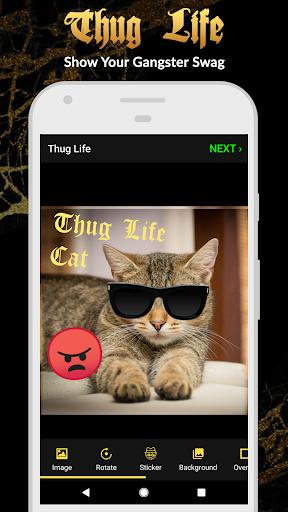 Download APK: Thug Life Stickers: Pics Editor, Photo Maker, Meme v4.5.52 [Premium]