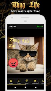 Thug Life Stickers: Pics Editor, Photo Maker, Meme Mod Apk v4.5.52 (Premium) 1