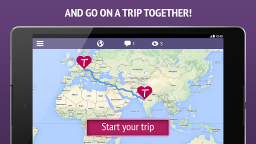 TourBar - Chat, Meet & Travel  Screenshots 9