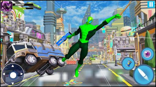 Strange Robot Vs Amazing Spider Vice City Hero  screenshots 3