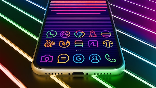 LineX Icon Pack Apk 3.9.1 (Paid) 10