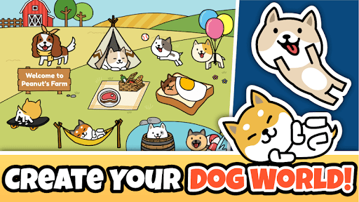 Dog Game - Cute Puppy Collector + Offline Match 3 1.7.1 screenshots 7