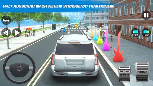 Super High School Bus Simulator und Auto Spiele 3D 2.7 screenshots 8
