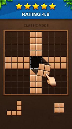 Fill Wooden Block: 1010 Wood Block Puzzle Classic screenshots 1