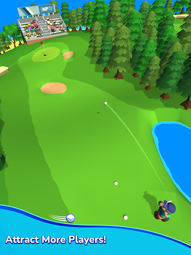 Idle Golf Club Manager Tycoon  screenshots 9