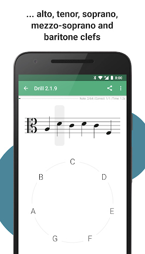 Complete Music Reading Trainer 1.2.3-60 (116060) screenshots 4