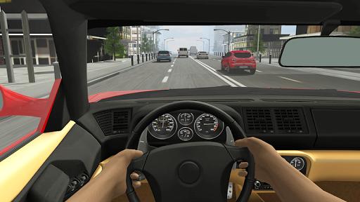 Code Triche Racing in Car 2 (Astuce) APK MOD screenshots 2