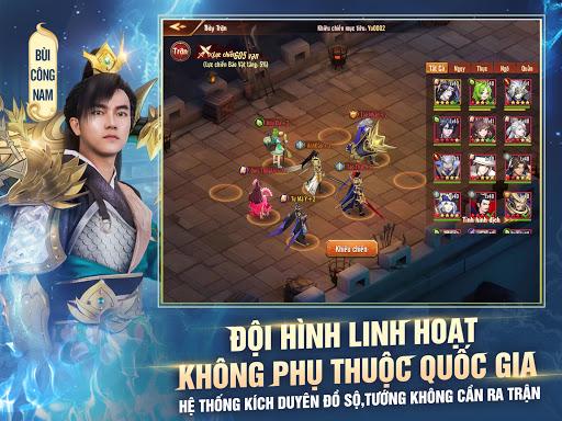 Tu00e2n OMG3Q VNG - u0110u1ea5u Tu01b0u1edbng Tam Quu1ed1c Thu1ebf Hu1ec7 Mu1edbi  screenshots 19