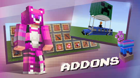 MCPE Master Apk for Minecraft(Pocket Edition)-Mod Launcher 7