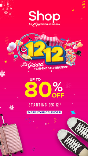 Shop MM - 12.12 Sale Year End Shopping Sale 2020 4.11.0 Screenshots 8