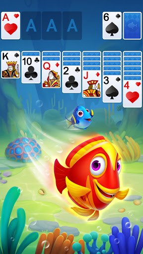 Solitaire 3D Fish apktram screenshots 4