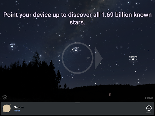 Stellarium Mobile Free - Star Map  screenshots 11