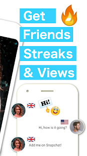 Friends for Snapchat with sfriends