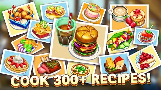 Diner DASH Adventures MOD APK (Unlimited Gems) 4