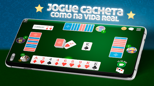 Cacheta Gin Rummy Online 102.1.52 screenshots 3