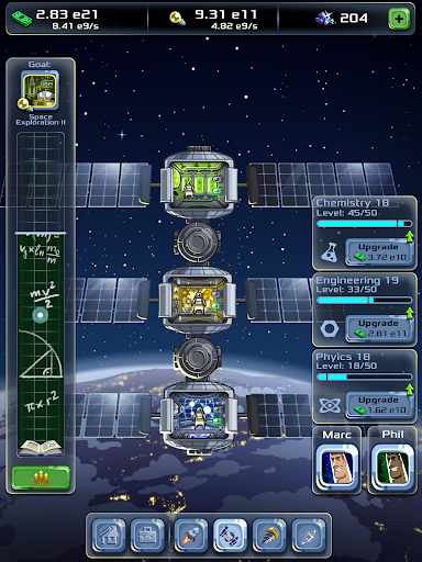 Idle Tycoon: Space Company modavailable screenshots 9
