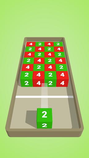 Mega Cube: 2048 3D Merge Game 1.22 screenshots 3