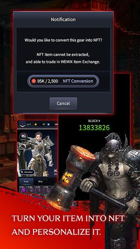 CrypTornado for WEMIX  screenshots 1