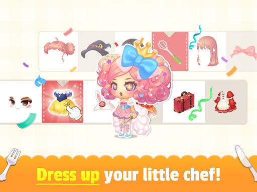 My Secret Bistro - Play cooking game with friends 1.8.6 screenshots 13