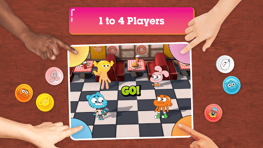 Gumball's Amazing Party Game  Screenshots 1