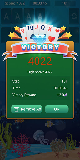 Solitaire Card Games Free 1.0 screenshots 3