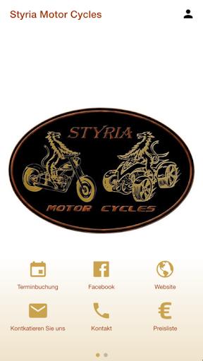 styria motor cycles screenshot 1