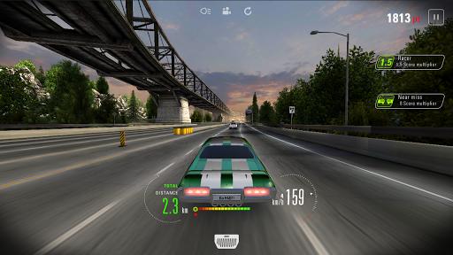MUSCLE RIDER: Classic American Muscle Car 3D  screenshots 1