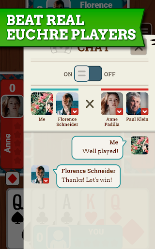 Euchre Free: Classic Card Games For Addict Players 3.7.8 screenshots 17