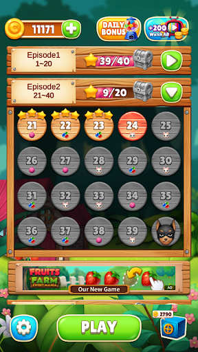 Bubble Shooter Cats POP : Puzzle Mania 1.1.3 screenshots 8
