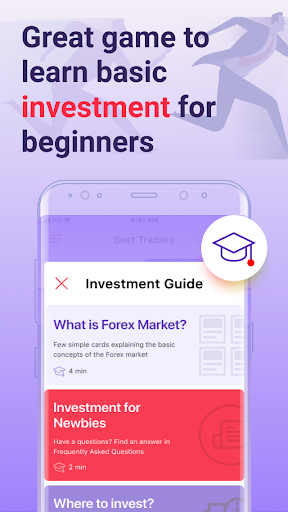 Foto do Investing Game - Learn How to invest in trading