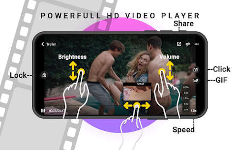SAX VIDEO PLAYER – ALL FORMAT HD VIDEO PLAYER PLAY For Android 4