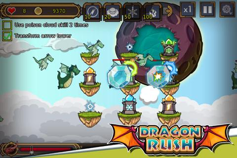 Dragon Rush 2.2 screenshots 2