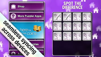 Spot The Difference Puzzler