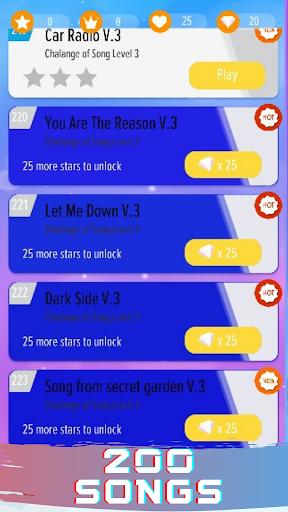 BTS Army Magic Tiles 2021 - Dream Piano Game KPOP  Screenshots 17