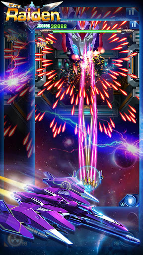 Code Triche Space Shooter - Galaxy Attack APK MOD (Astuce) screenshots 1