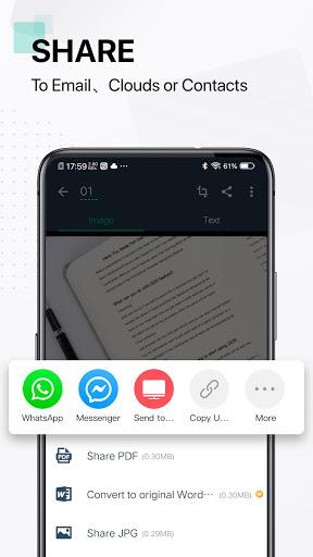 CamScanner - PDF Scanner App Free  screenshots 5