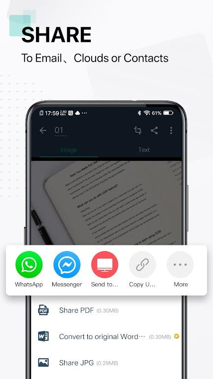 CamScanner - PDF Scanner App Free poster 5