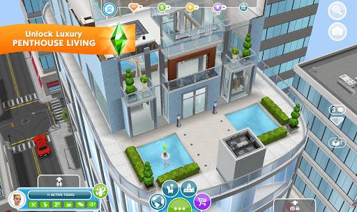 The Simsu2122 FreePlay 5.57.1 screenshots 9