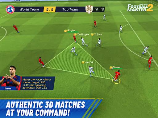 Football Master 2 - Soccer Star  screenshots 7
