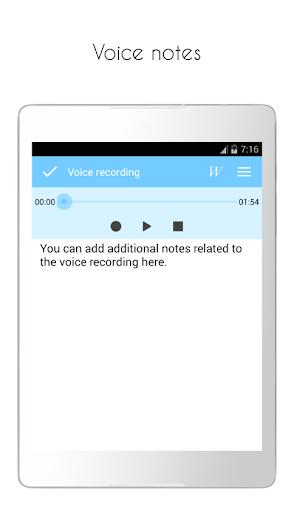 Keep My Notes - Notepad, Memo and Checklist modavailable screenshots 16