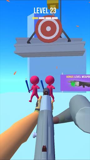 Paintball Shoot 3D - Knock Them All apkdebit screenshots 4