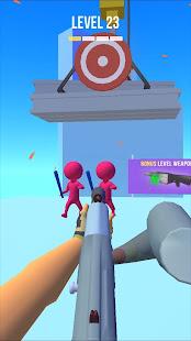 Paintball Shoot 3D - Knock Them All  screenshots 4