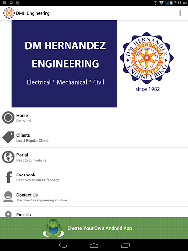 DM HERNANDEZ ENGINEERING For PC Windows (7, 8, 10, 10X) & Mac Computer Image Number- 12