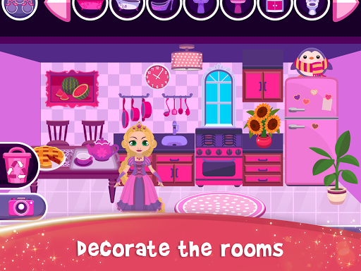 My Princess Castle - Doll and Home Decoration Game 1.2.5 screenshots 5