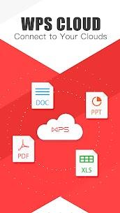 WPS Office MOD APK (No Ads/Premium Unlocked) 8